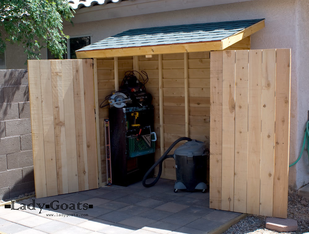 Small Storage Shed Doors Easy To Follow Shed Plans