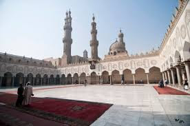 Masjid Al Azhar, Kairo