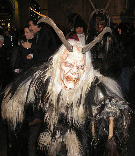 Krampus by you.