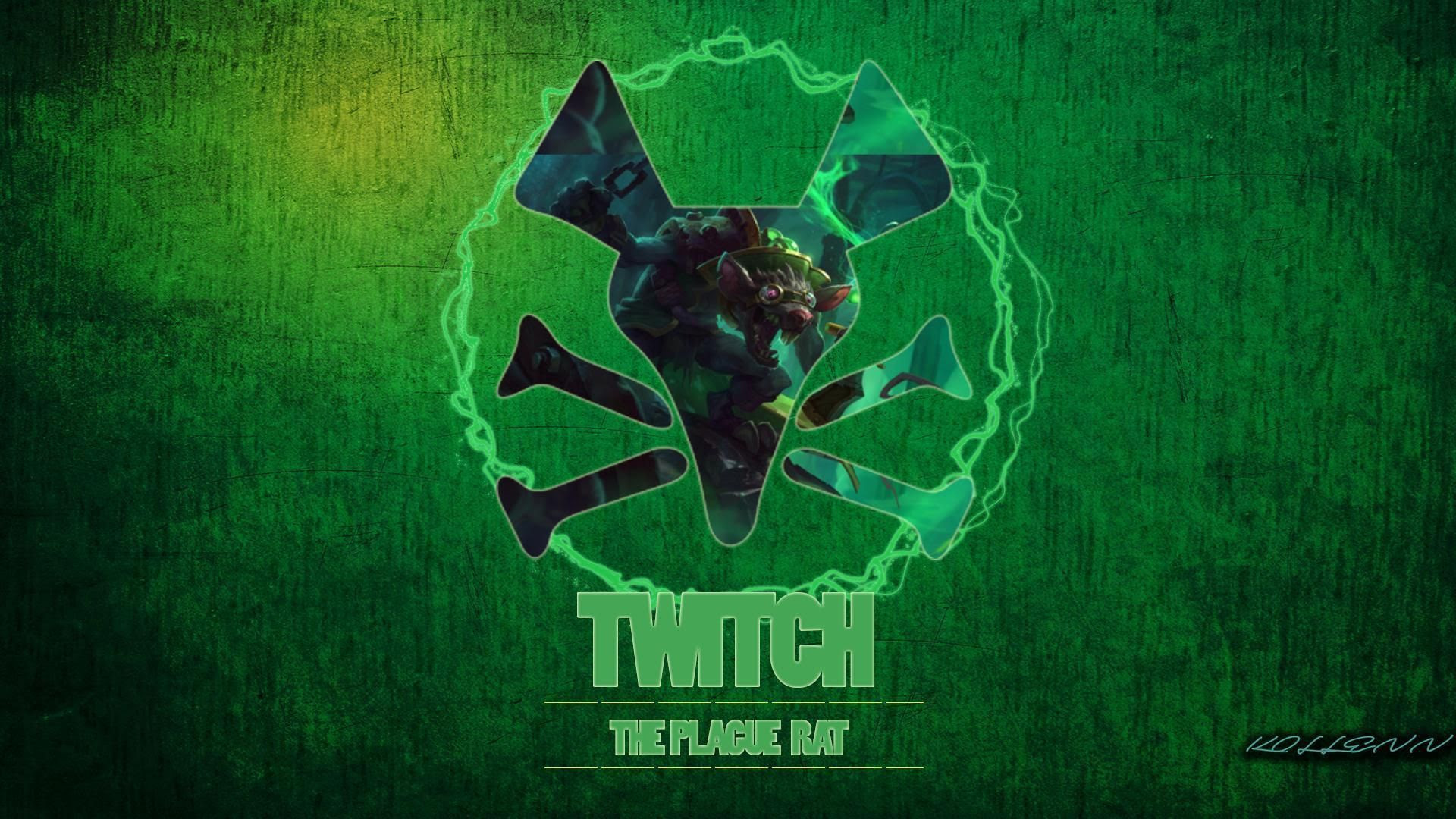 Twitch Hd Wallpaper Posted By Christopher Simpson
