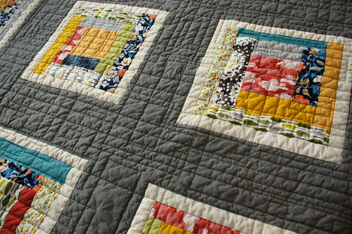PJ and Danielle's quilt