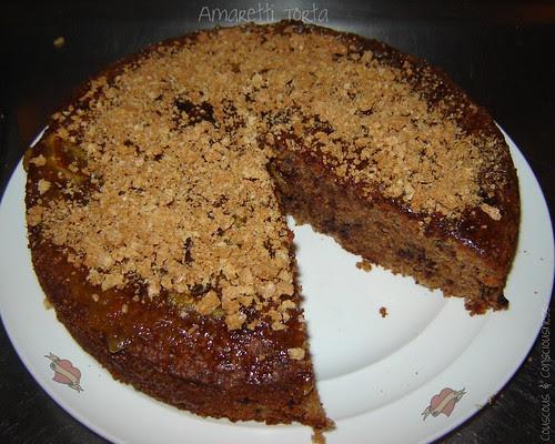 Amaretti Torta 2