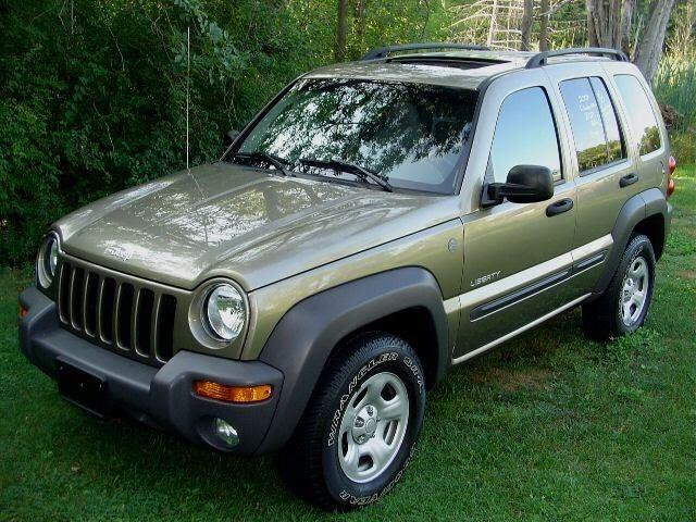 2008 Jeep Liberty For Sale >> Drive Away: 2004 Jeep : Liberty Sport 4x4