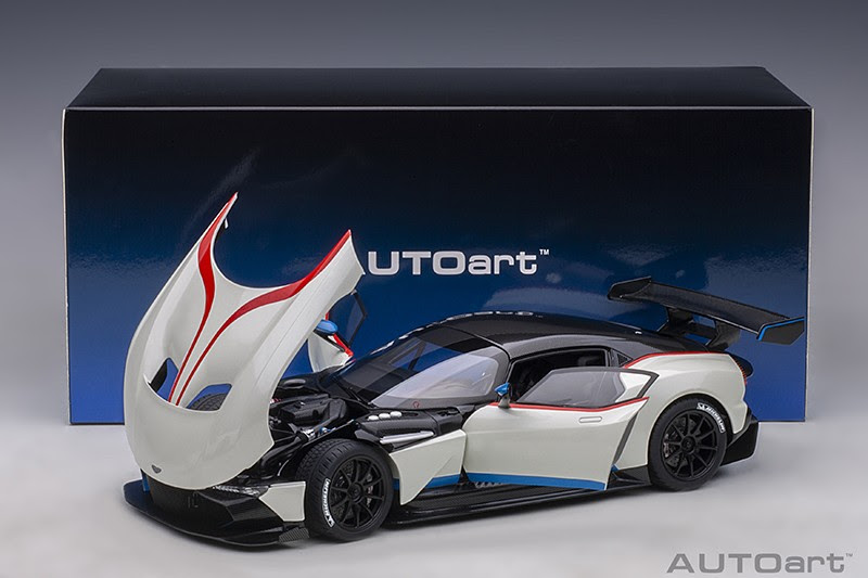 Autoart To Launch 1 18 Scale 2016 Aston Martin Vulcan This September Xdiecast
