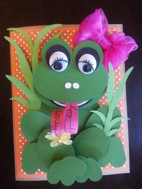 16 best images about Frog Cards on Pinterest   Gumball
