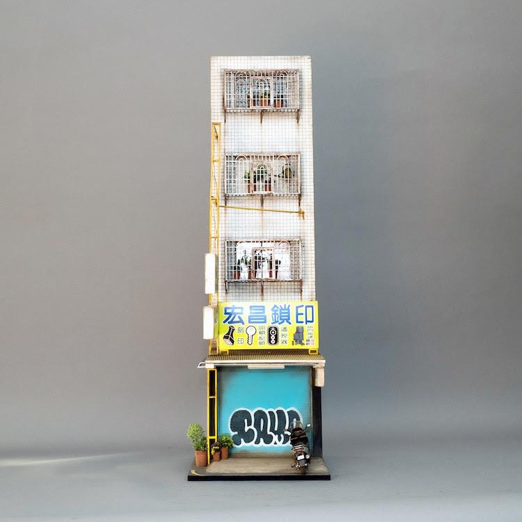 modèles d'architecture urbaine échelle joshua smith