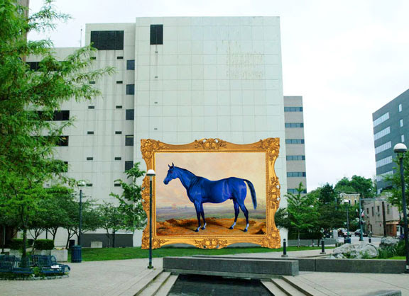 The Blue Horse Proliferates The Dia Conspiracy Files