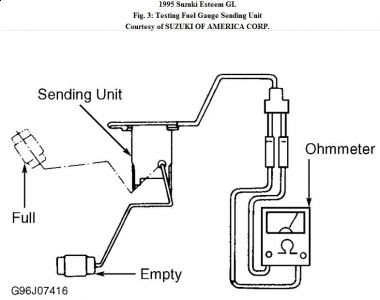 Fuel Gauge Wiring Diagram Boat - Wiring Diagram