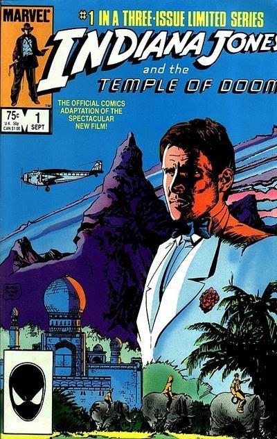 Indiana Jones Temple Of Doom Comic