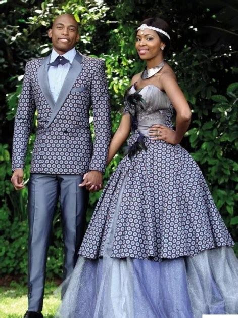15 African Outfits for Couples for Stylish and Fashionable