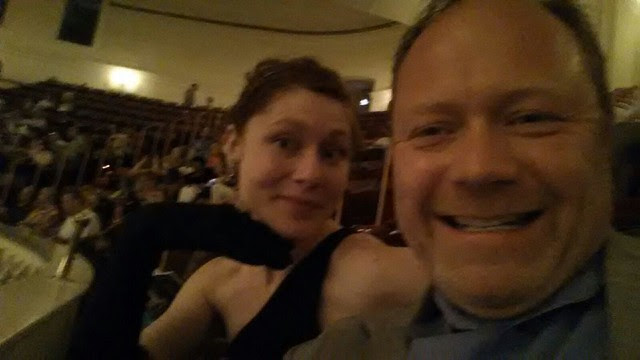 Aida at the Cincinnati Opera in Music Hall