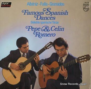PEPE & CELIN ROMERO granados - albeniz - falla