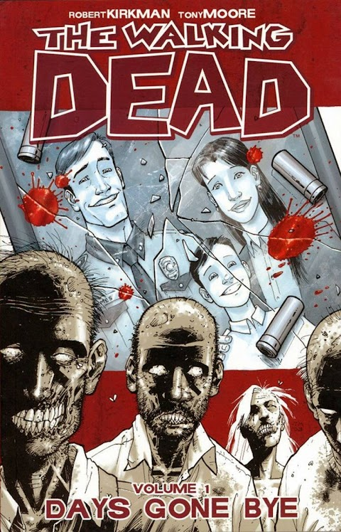 Comic Book Com The Walking Dead