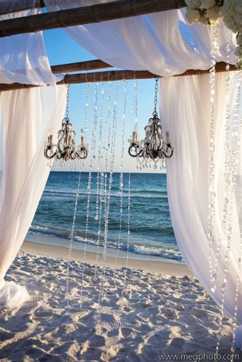 Beach Wedding Ideas for Every Girl   Pretty Designs
