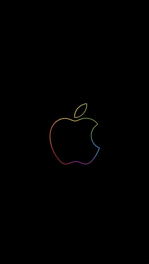 apple colorful logo wallpapers hd wallpapers id