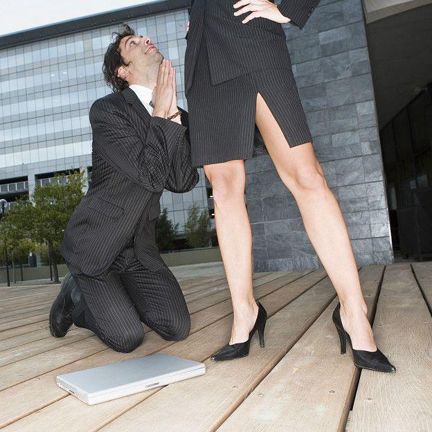 Ваш босс заставляет вас бояться потерять работу?