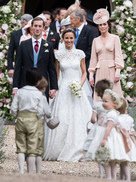 Pippa Middleton's Wedding Dress   POPSUGAR Fashion Photo 12
