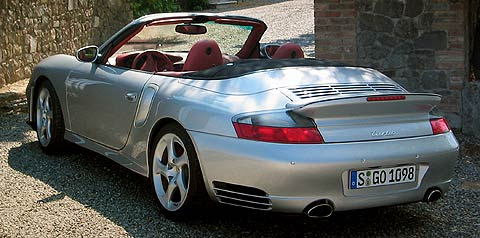 2004 Porsche 911 Carrera 4s 911 Turbo Cabriolets First