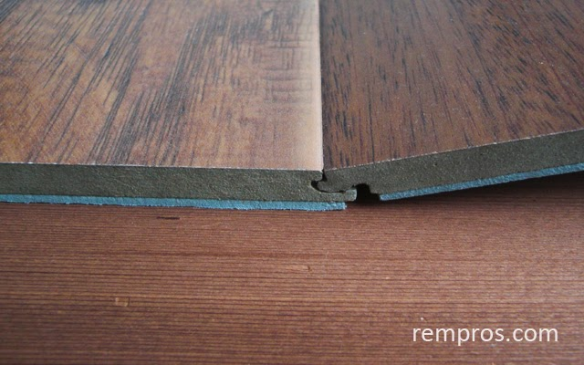Laminate Wood Flooring With Padding, Laminate Wood Flooring With Attached Underlayment