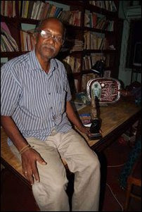 Professor R.V. Kanagaratnam