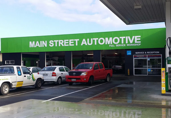 Bp Main Street Automotive  E2 80 A2 Grabone Nz