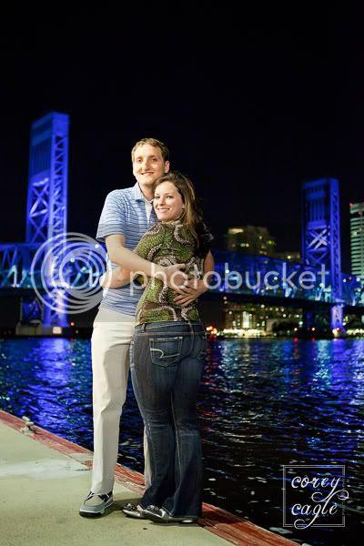 Jacksonville Engagement Session