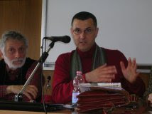 Omar Barghouti in Italia