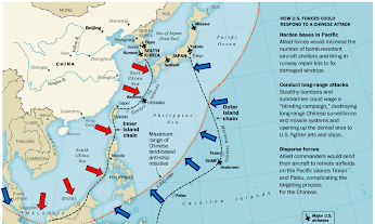 • Air-Sea Battle Concept: An Attempt to Weaken China's A2/AD Strategy - Harry J. Kazianis