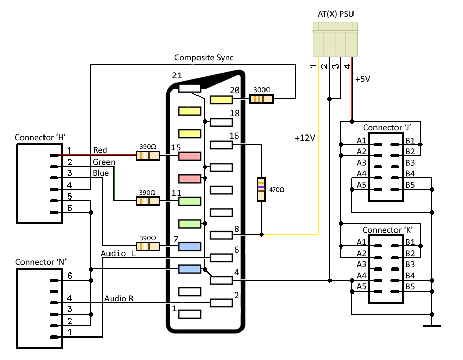 Autosportswiring  Scart Wiring Diagram