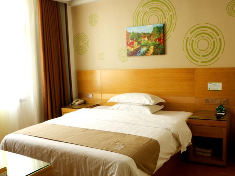 GreenTree Inn Anqing Susong County North Longmen Road Express Hotel Reviews