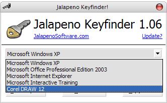 Jalapeno Keyfinder 1.06