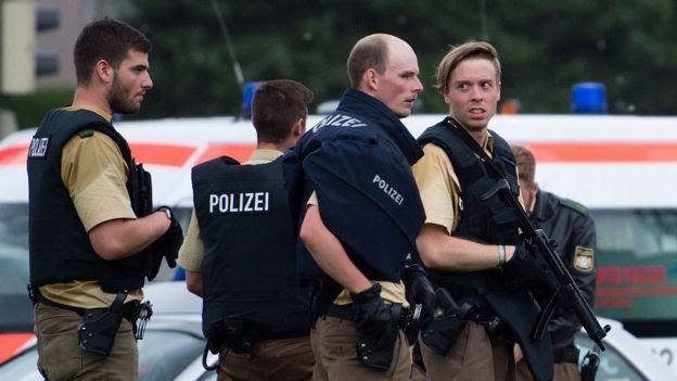 Policía de Múnich