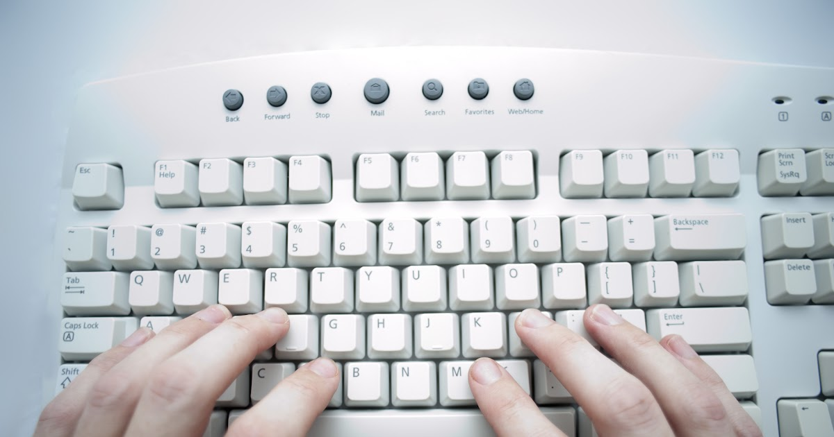 tricky tech  how to type faster   keyboard skills