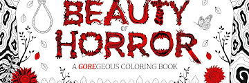 Horror Coloring Books For Adults
