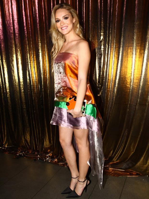 Isabelle Drummond no Baile de Gala da Vogue (galeria) (Foto: Iwi Onodera / EGO)