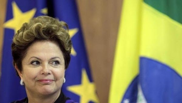 President Dilma Rousseff is facing fierce attacks by the opposition.