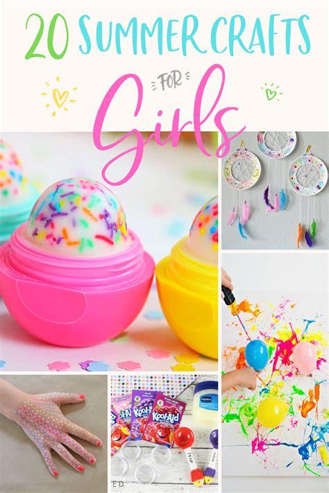 easy diy crafts  girls modern glam