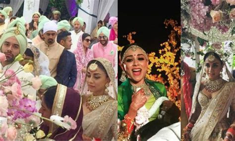 PHOTOS: Aisha actress Amrita Puri ties the knot with beau