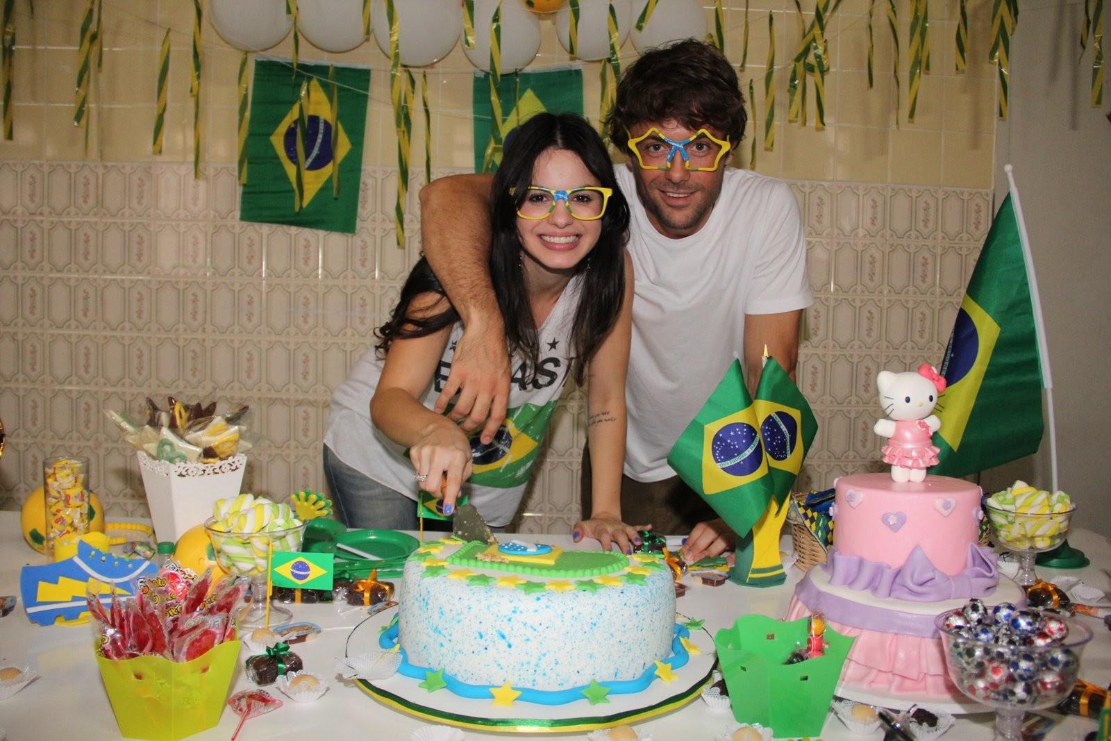 Sthefany e Kayky (Foto: Divulgação Cleomir Tavares)