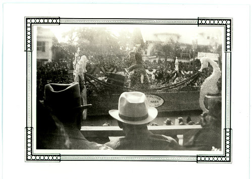 Rose Parade 1939