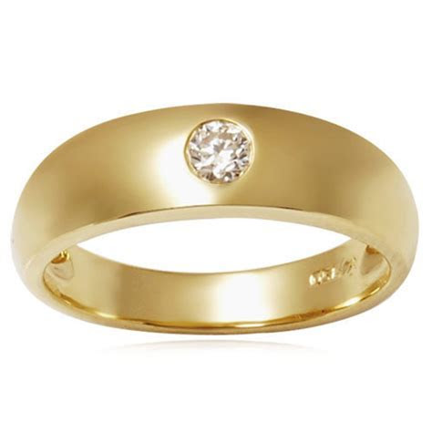 Mens Wedding Ring at Rs 40000 /piece   Tilak Nagar