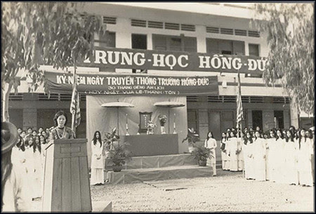 Nu trung hoc Hong Duc nay thanh Dai hoc Da nang 41 Le Duan by bienthuy251.