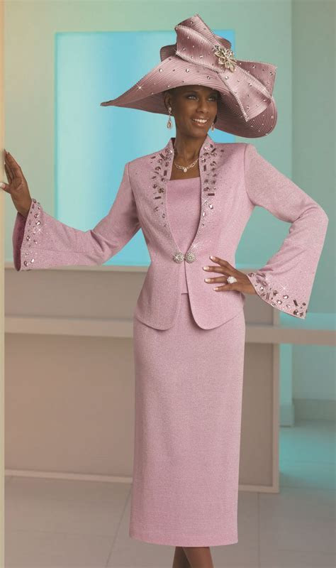 Donna Vinci Knits 13051 Womens Church Suit   French Novelty