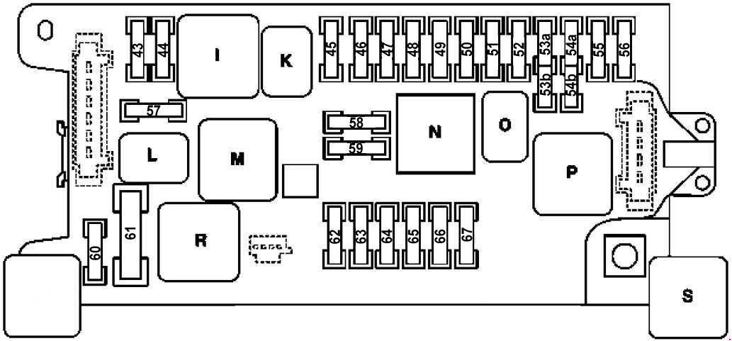2004 E320 Fuse Diagram Gota Wiring Diagram