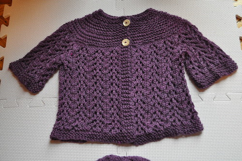 FBS Lace sweater