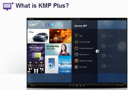 what is KMP Plus