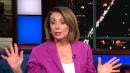 Nancy Pelosi's Bold Midterms Prediction Freaks Out Stephen Colbert