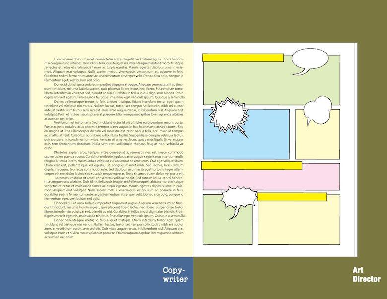 Copywriter Vs Art Director: Illustration - 11