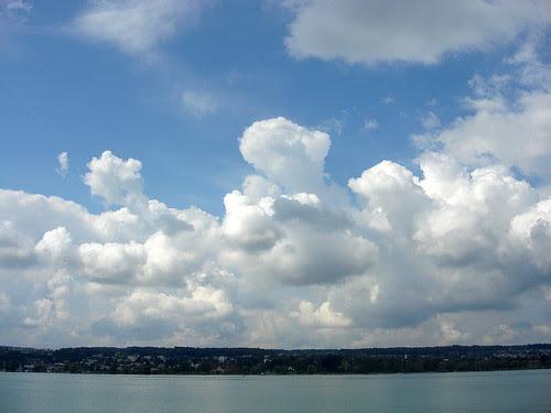 Überfahrt Bodensee 21.6.09