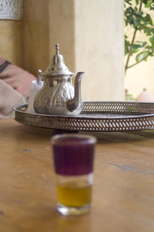 Riad An nur, Marrakech